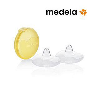 Medela Contact Brusthütchen L (Paar)
