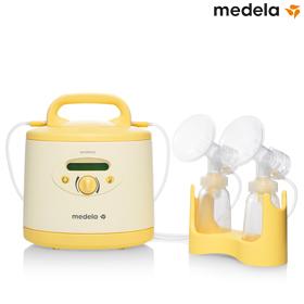 Ventilmembrane en Schlauch Kompatibel mit Medela- Swing-Pumpe Maymom-melkpompset Kompatibel mit Medela-Swing-Milchpumpe Brusthaube 21 mm; Brustwarze Durchmesser 17-19mm Ventilkopf Bevat Brusthaube