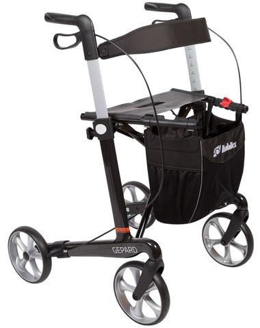Rollmobil gepard carbon standard 5 4 kg bis 150 kg fr hwald heilbehelfe - Schwingstuhl bis 150 kg ...