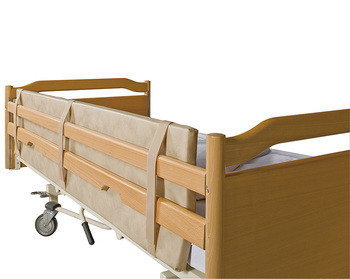 seitengitterschutz kunstleder beige fr hwald heilbehelfe. Black Bedroom Furniture Sets. Home Design Ideas