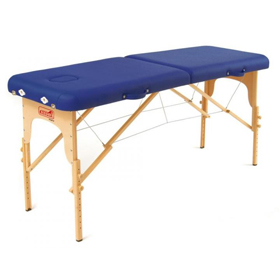SISSEL® Koffermassagebank Basic blau