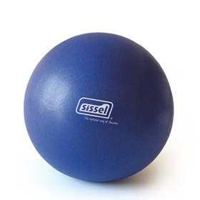 SISSEL® Pilates Soft Ball 22 cm blau