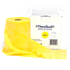Thera-Band® 45,5m - gelb