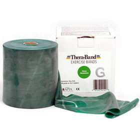 Thera-Band® 45,5m - grün