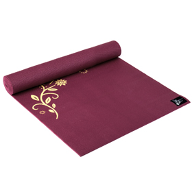 Yogamatte yogimat® basic - indian flower