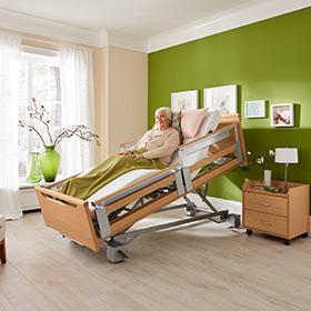 betten matratzen fr hwald heilbehelfe. Black Bedroom Furniture Sets. Home Design Ideas