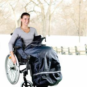 Rollstuhl-Schlupfsack Thermo