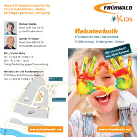 Folder Kinder Rehatechnik