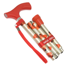 Switch Sticks® Gehstock Poppies