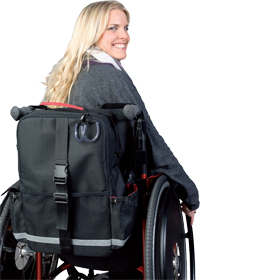 Rollstuhl-Multitasche