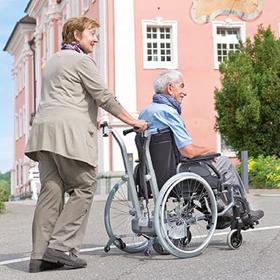 Demo Gerät<br>ViaMobil inkl. Rollstuhl