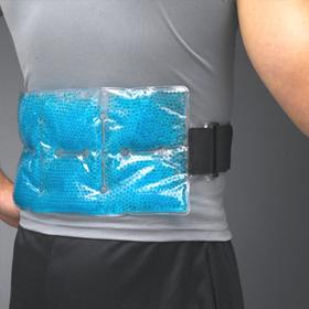 TheraPearl® Rücken mit Klettband