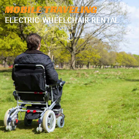 Electric-Wheelchair rental