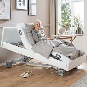 Pflegebett für Anspruchsvolle NEU