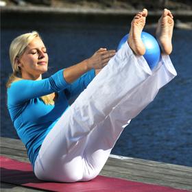 SISSEL® Pilates Soft Ball 22 cm