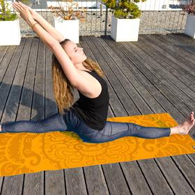 Yogamatte yogimat® ethnic mango