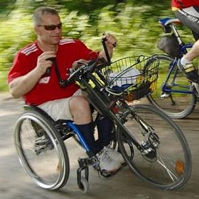 Hand-Bike Challenger